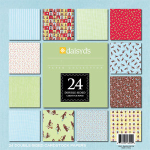 Daisy D's Paper Company - Bambino Collection - 12x12 Premium Paper Collection, CLEARANCE