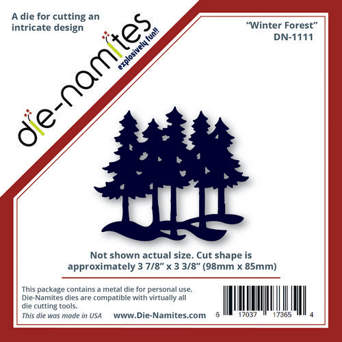 Die-Namites - Die - Winter Forest