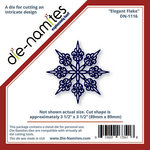 Die-Namites - Die - Elegant Flake