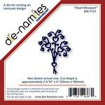 Die-Namites - Die - Heart Bouquet