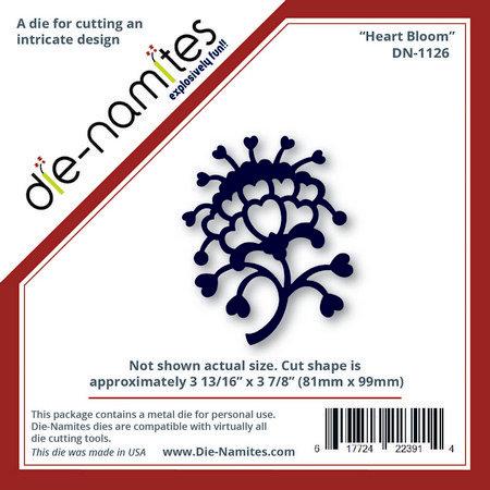 Die-Namites - Die - Heart Bloom