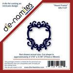 Die-Namites - Die - Elegant Heart Frame