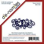 Die-Namites - Die - Heart Swirls