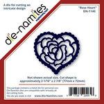Die-Namites - Die - Rose Heart
