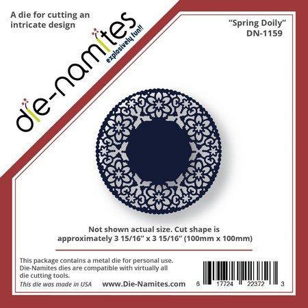 Die-Namites - Die - Spring Doily