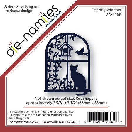 Die-Namites - Die - Spring Window
