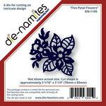 Die-Namites - Die - Five Petal Flowers