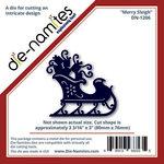 Die-Namites - Christmas - Die - Merry Sleigh