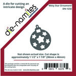 Die-Namites - Christmas - Die - Bitty Star Ornament
