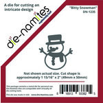 Die-Namites - Christmas - Die - Bitty Snowman