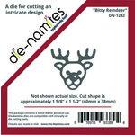 Die-Namites - Christmas - Die - Bitty Reindeer