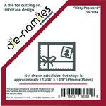 Die-Namites - Christmas - Die - Bitty Postcard