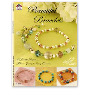 Design Originals - Jewelry Idea Book - Beautiful Bracelets