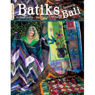 Design Originals - Batiks Inspired by Bali