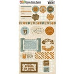 Dream Street Papers - Sam Collection - Die Cuts - Shapes, CLEARANCE