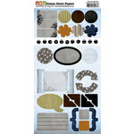 Dream Street Papers - Urban Ink Collection - Die Cuts - Shapes