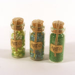 Deja Views - C-Thru - Art-C Collection - Bead Mix Set - Green