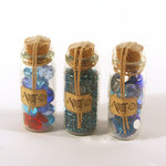 Deja Views - C-Thru - Art-C Collection - Bead Mix Set - Blue