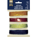 Little Yellow Bicycle - Naturals Collection - Jute Pack - Bright