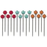Little Yellow Bicycle - Poppy Collection - Stick Pins