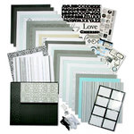 Deja Views  - C-Thru - Wedding Collection - 12 x 12 Album Kit