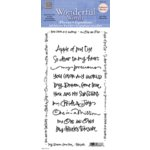 Deja Views Wonderful Words Phrases - Endearment, CLEARANCE
