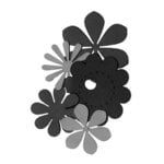 Die Cuts with a View - Box of Posies - Black, CLEARANCE