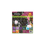 Die Cuts with a View - Neon Chic Collection - Paper Stack - 12 x 12