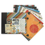 Die Cuts with a View - Tahiti Beach Collection - 12 x 12 Scrapbook Album and Box Kit, CLEARANCE