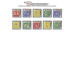 E-Cuts Numbers (Download and Print)  - Baby Blocks