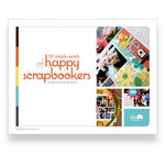 Ella Publishing - 20 Simple Secrets of Happy Scrapbookers by Stacy Julian and Lain Ehmann (E-book)