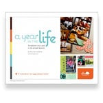 Ella Publishing - A Year in the Life: Scrapbook your year in 24 simple layouts by Write.Click.Scrapbook (E-Book)