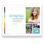 Ella Publishing - 40 Top Tips for Better Photos by Rebecca Cooper (E-book)