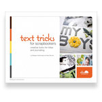 Ella Publishing - Text Tricks for Scrapbookers by Margaret Scarbrough and Sara Winnick (E-book)