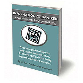 Information Organizer - (E-Book)
