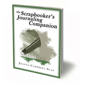 E-Book - The Scrapbooker's Journaling Companion