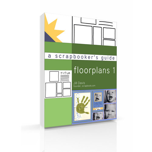 A Scrapbooker's Guide: Floorplans (E-Book)