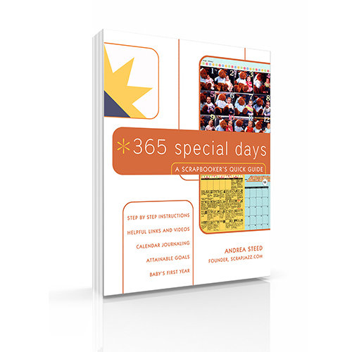 A Scrapbooker's Quick Guide - 365 Special Days (E-Book)
