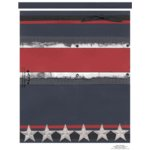 E-Cuts Cards (Download and Print) Stars and Stripes