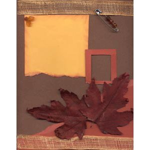 E-Cut Completes (Download and Print) Fall Leaves II