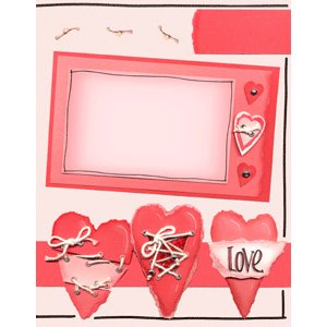 E-Cut Completes (Download and Print) Love II