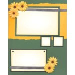E-Cut Completes (Download and Print) Sunflower Fun