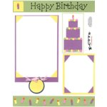 E-Cuts (Download and Print) Birthday