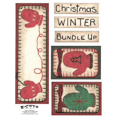 E-Cuts (Download and Print) Bundle Up 1