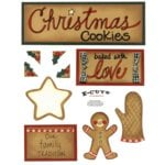 E-Cuts (Download and Print) Christmas Cookies1
