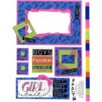 E-Cuts (Download and Print) Girl Talk
