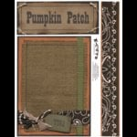 E-Cuts (Download and Print) Pumpkin Patch 1