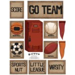 E-Cuts (Download and Print) Sports Teams