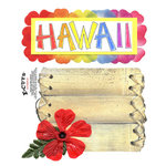 E-Cuts (Download and Print) Travel Hawaii II