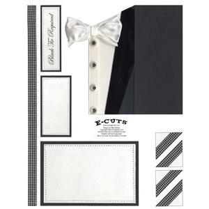 E-Cuts (Download and Print) Tuxedo